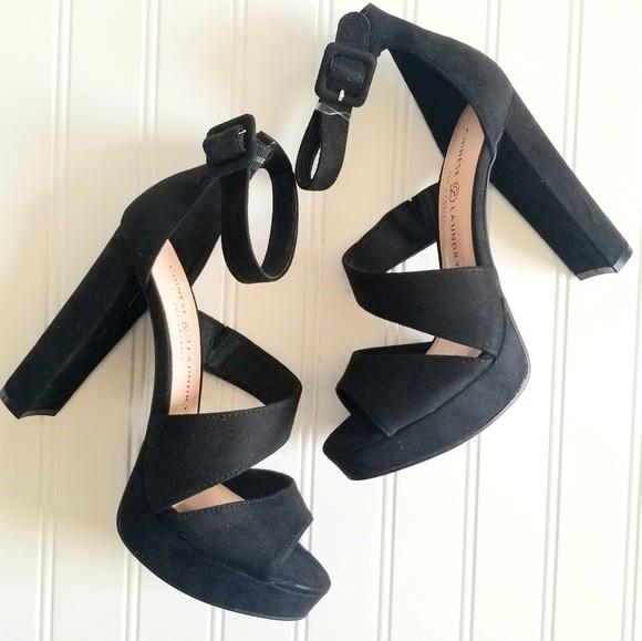 Chinese Laundry Platform Heels